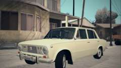 Vaz 2101 Stoke White for GTA San Andreas