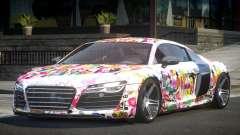 Audi R8 BS TFSI L6 for GTA 4