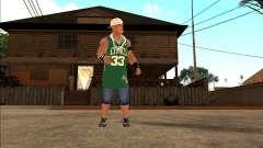 WWE John Cena The Doctor of Thuganomics for GTA San Andreas