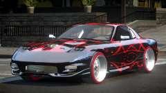Mazda RX-7 GST L6 for GTA 4