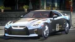 Nissan GTR PSI Drift L7 for GTA 4
