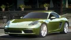 Porsche 718 Cayman L6 for GTA 4