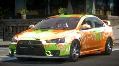 Mitsubishi Evolution X L6 for GTA 4