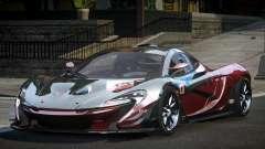 McLaren P1 GTR Racing L7 for GTA 4