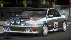 1998 Subaru Impreza RC PJ9 for GTA 4