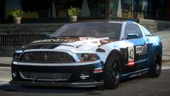 Shelby GT500 BS Racing L4 for GTA 4