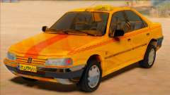 Peugeot 405 Road taxi