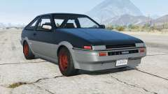 Toyota Sprinter Trueno GT-Apex (AE86) 1983 for GTA 5