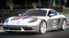 Porsche 718 Cayman L1 for GTA 4