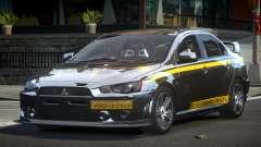 Mitsubishi Evolution X L1 for GTA 4