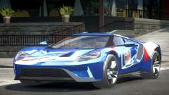 Ford GT BS Racing L7 for GTA 4