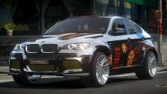 BMW X6 BS-Tuned L10