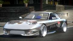Mazda RX-7 SP Racing L9 for GTA 4