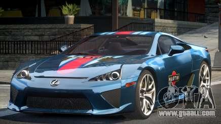 Lexus LF-A SP R-Tuning L7 for GTA 4