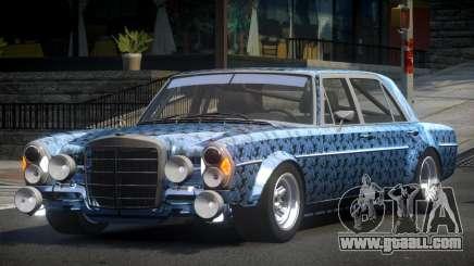 Mercedes-Benz W109 PJ6 for GTA 4