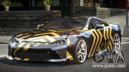 Lexus LF-A SP R-Tuning L2 for GTA 4