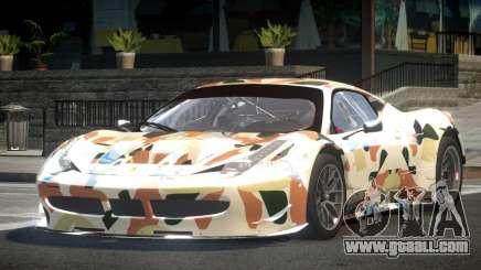 Ferrari 458 GST L3 for GTA 4