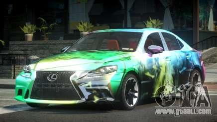 Lexus IS 350 SR L5 for GTA 4
