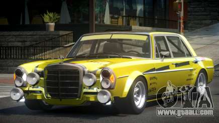Mercedes-Benz W109 PJ7 for GTA 4