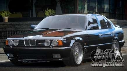 1990 BMW M5 E34 for GTA 4