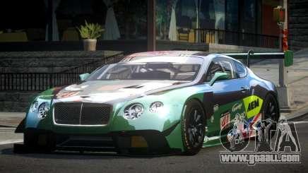 Bentley Continental GT Racing L2 for GTA 4