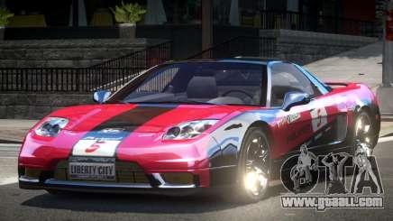 Acura NSX R-Tuned L7 for GTA 4