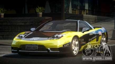 Acura NSX R-Tuned L9 for GTA 4