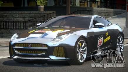 Jaguar F-Type GT L9 for GTA 4