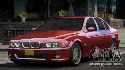1999 BMW M5 E39 for GTA 4