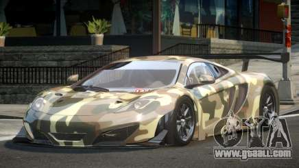 McLaren MP4 GT3 L9 for GTA 4