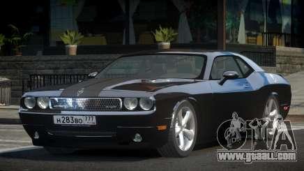Dodge Challenger GS SRT for GTA 4