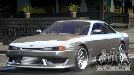 Nissan 200SX BS Racing for GTA 4