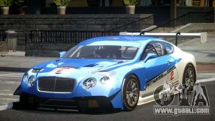 Bentley Continental GT Racing L3 for GTA 4
