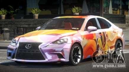 Lexus IS 350 SR L7 for GTA 4