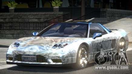 Acura NSX R-Tuned L8 for GTA 4