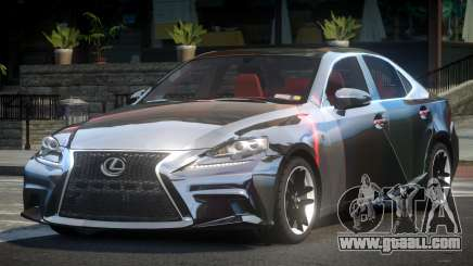 Lexus IS 350 SR L9 for GTA 4