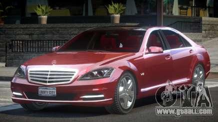 Mercedes-Benz S600L V1.2 for GTA 4