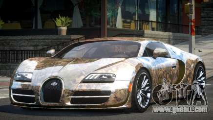 Bugatti Veyron GT R-Tuned L6 for GTA 4