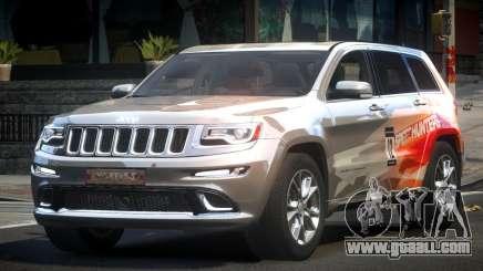 Jeep Grand Cherokee E-Style L9 for GTA 4