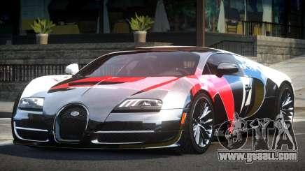 Bugatti Veyron GT R-Tuned L7 for GTA 4