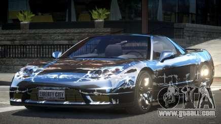 Acura NSX R-Tuned L4 for GTA 4
