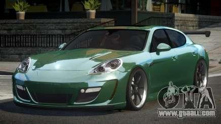 Porsche Panamera S-Tuning for GTA 4