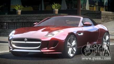 Jaguar F-Type for GTA 4