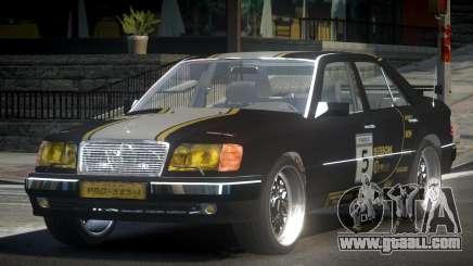 Mercedes-Benz E500 RT PJ1 for GTA 4