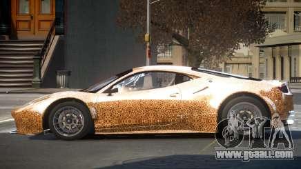 Ferrari 458 GST L9 for GTA 4