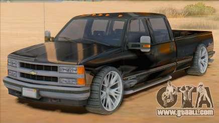 Chevrolet 2500 for GTA San Andreas