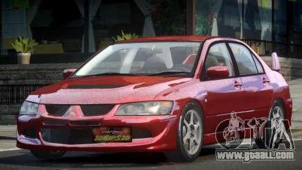 Mitsubishi Lancer GS VIII for GTA 4
