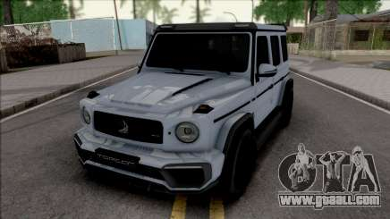 Mercedes-AMG G63 TopCar for GTA San Andreas