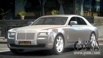 Rolls-Royce Ghost ES for GTA 4