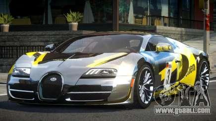 Bugatti Veyron GT R-Tuned L5 for GTA 4